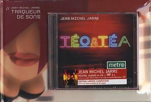 Jean-Michel+Jarre+-+Teo+&+Tea+-+Carrefour+Supermarket++Edition+++Book+-+CD-DVD+SET-399603