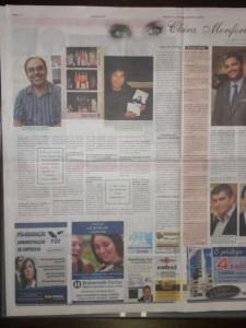 Jornal da Orla, 21 de março de 2009, página 14
