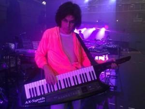 Jarre e o novo AX-Synth