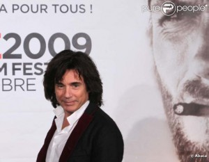 Jarre no Festival de cinema de Lyon - (c) Pure People