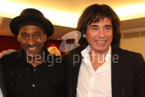 Jarre e Marcus Miller