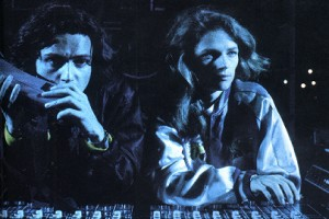 Jarre e Charlotte Rampling