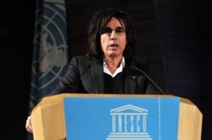 Jarre, embaixador da Unesco pela Tolerância