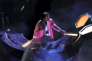 Jarre em Houston, 1986