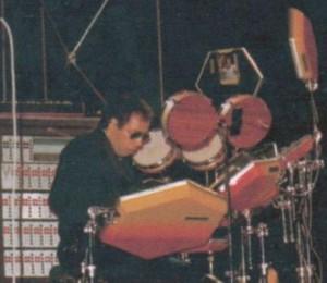Rizzitelli em ação na China Tour/81
