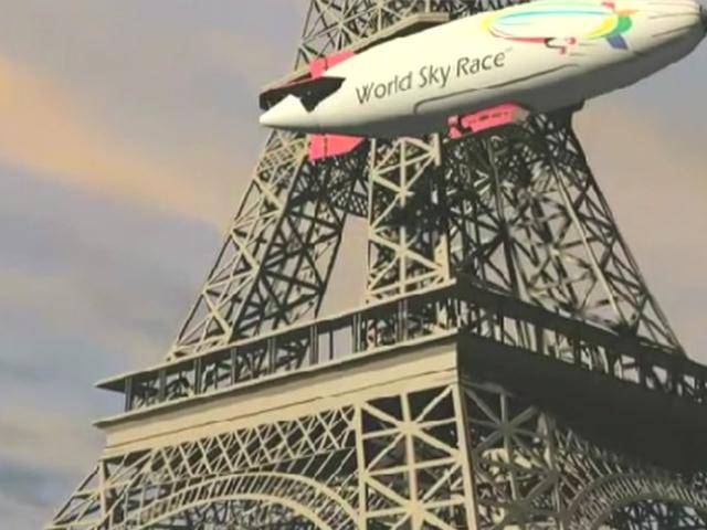 World Sky Race ficou pra 2016...