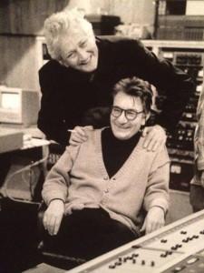 René Ameline e Francis Dreyfus, uma associação longa e leal.