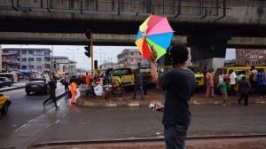 Mikael Seifu em Lagos, Nigéria
