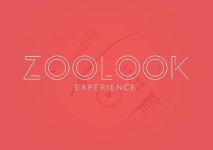 Novo logo do Zoolook Experience