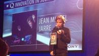 """O músico francês Jean Michel Jarre, esteve no ultimo dia 22 de Outubro em Londres, Reino Unido, para receber o Prêmio """"XPERIA ACCESS Q AWARDS"""" por """"Melhor Inovação do Som"""", dado anualmente pela conceituada revista inglesa dedicada a música, a […]"""