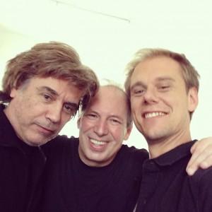 Jarre, Hans Zimmer e Van Buuren