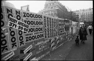 propaganda de Zoolook - Paris-1984
