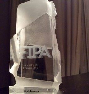 """FIPA D'OR"" para Soundhunters"