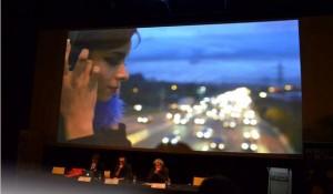 """Trechos exibidos de """"Soundhunters"""" mostra as filmagens em São Paulo com a Simonne Jones."""