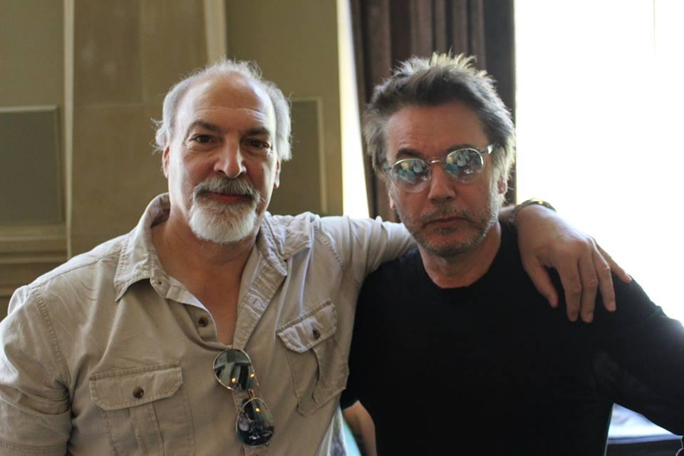 John Diliberto e Jarre