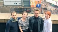Durante o mês de Julho/2015, o músico francês Jean Michel Jarre embarcou de volta para os Estados Unidos da América,junto com seus acessores Fiona Commins e Louis Hallonet, para uma nova viagem promocional e de negócios. A primeira parada a […]