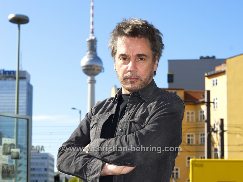 "JEAN-MICHEL JARRE, ""JEAN-MICHEL JARRE - A JOURNEY INTO SOUND"", DOKUMENTATION VON ARTE/ZDF, SOHO HOUSE BERLIN, Pressetermin, am 08.09.2015 in Berlin, Germany (Photo: Christian Behring, www.christian-behring.com)"