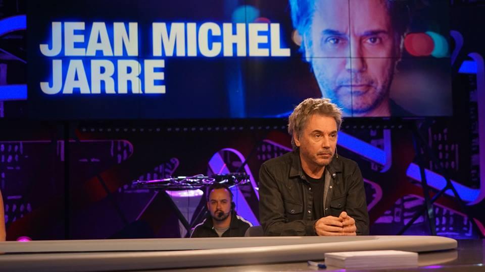 Jarre na TV Polonesa.