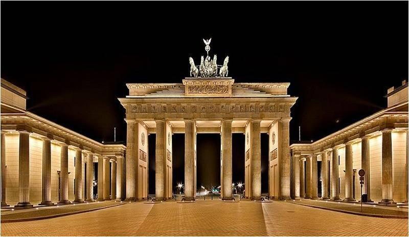 Portal de Brademburgo - Berlim.