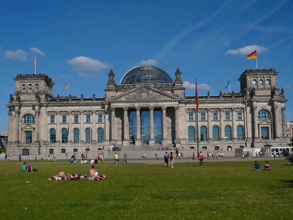 Reichstag - Parlamento Alemão (Berlim)