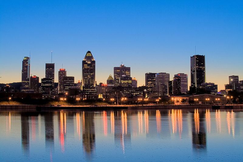 Montreal - Quebec - Canadá