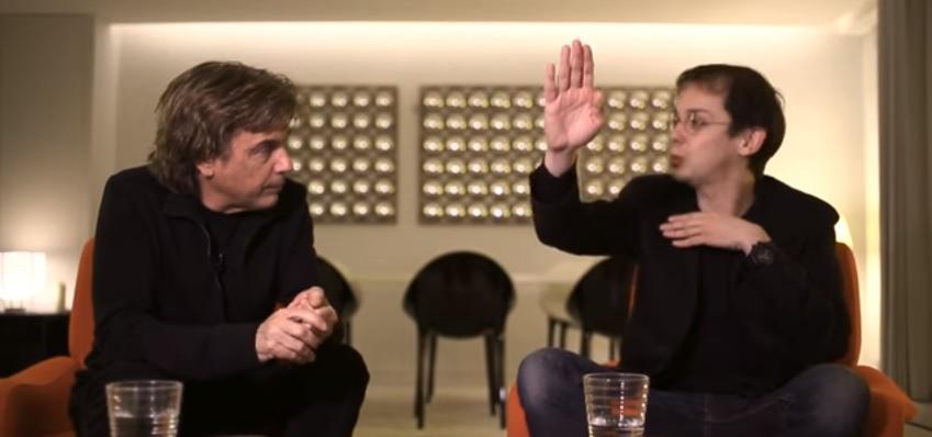 Jean Michel Jarre e Rone