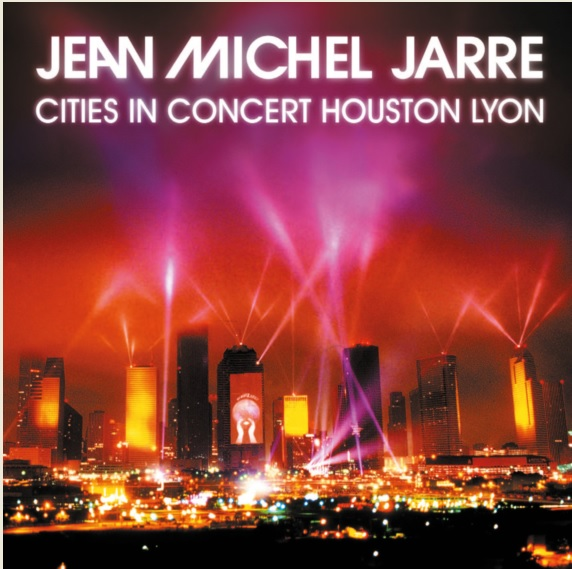"Album ""Cities in Concert"" Remaster Sony Music - 2015"
