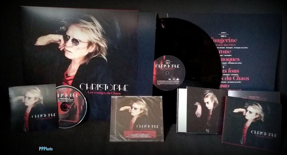 christophe novo album