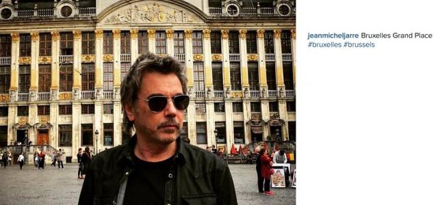 """O Músico francês Jean Michel Jarre continuou sua viagem promocional pela Europa para promover seu próximo álbum """"ELECTRONICA – THE HEART OF NOISE"""", cujo lançamento será em maio de 2016e a Turnê """"ELECTRONICA WORLD TOUR"""". Após passar por Alemanha e […]"""