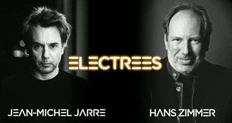 """""""ELECTRONICA 2 – THE HEART OF NOISE"""" – VIDEO DA FAIXA """"ELECTREES"""" COLABORAÇÃO ENTRE JARRE E HANS ZIMMER"""