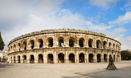 Arena de Nimes (Arènes de Nîmes)