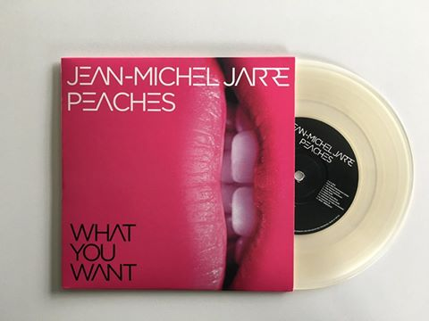 peaches vinil