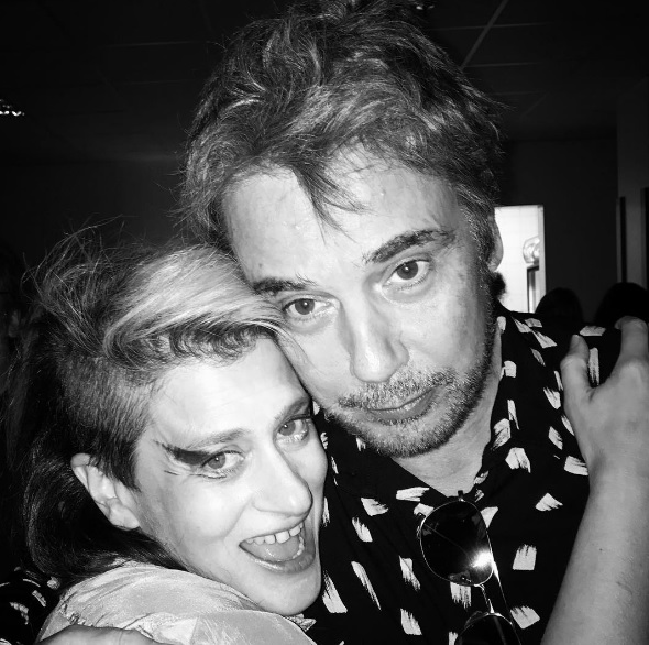 Peaches e Jean Michel Jarre.