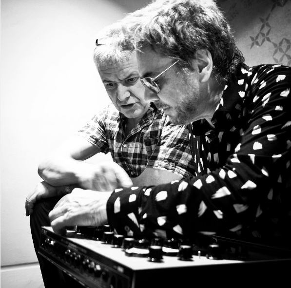Ken MacBeth e Jarre