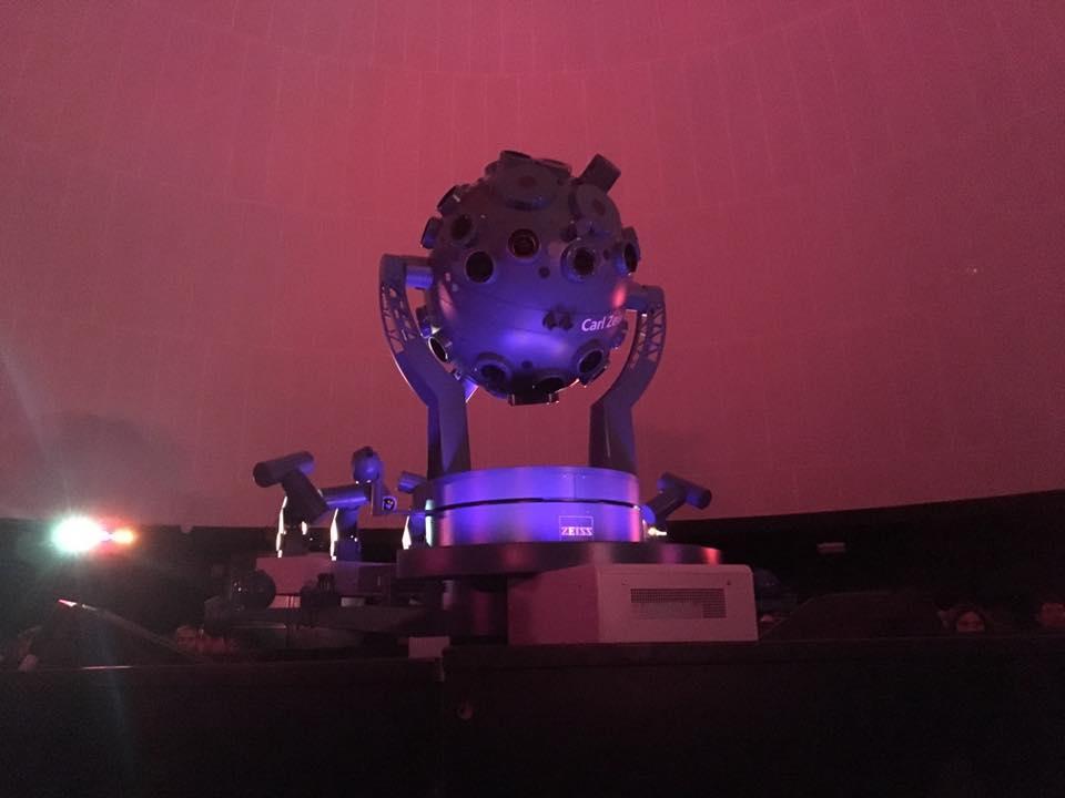 Projetor do Planetário