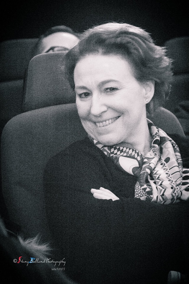 Fiona Commins, assistente pessoal de Jean  Michel Jarre.