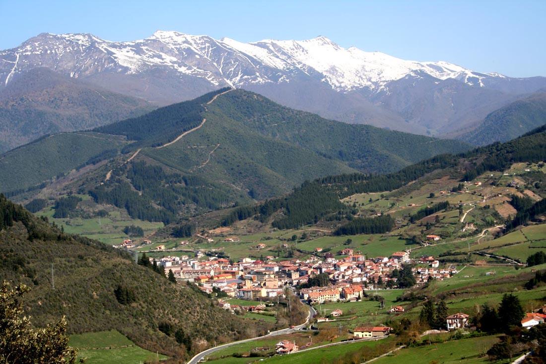 Líebana, região de Cantabria na Espanha