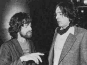 "Mick Jagger para Jarre: ""Eu nunca vi nada como isto em toda minha vida"""